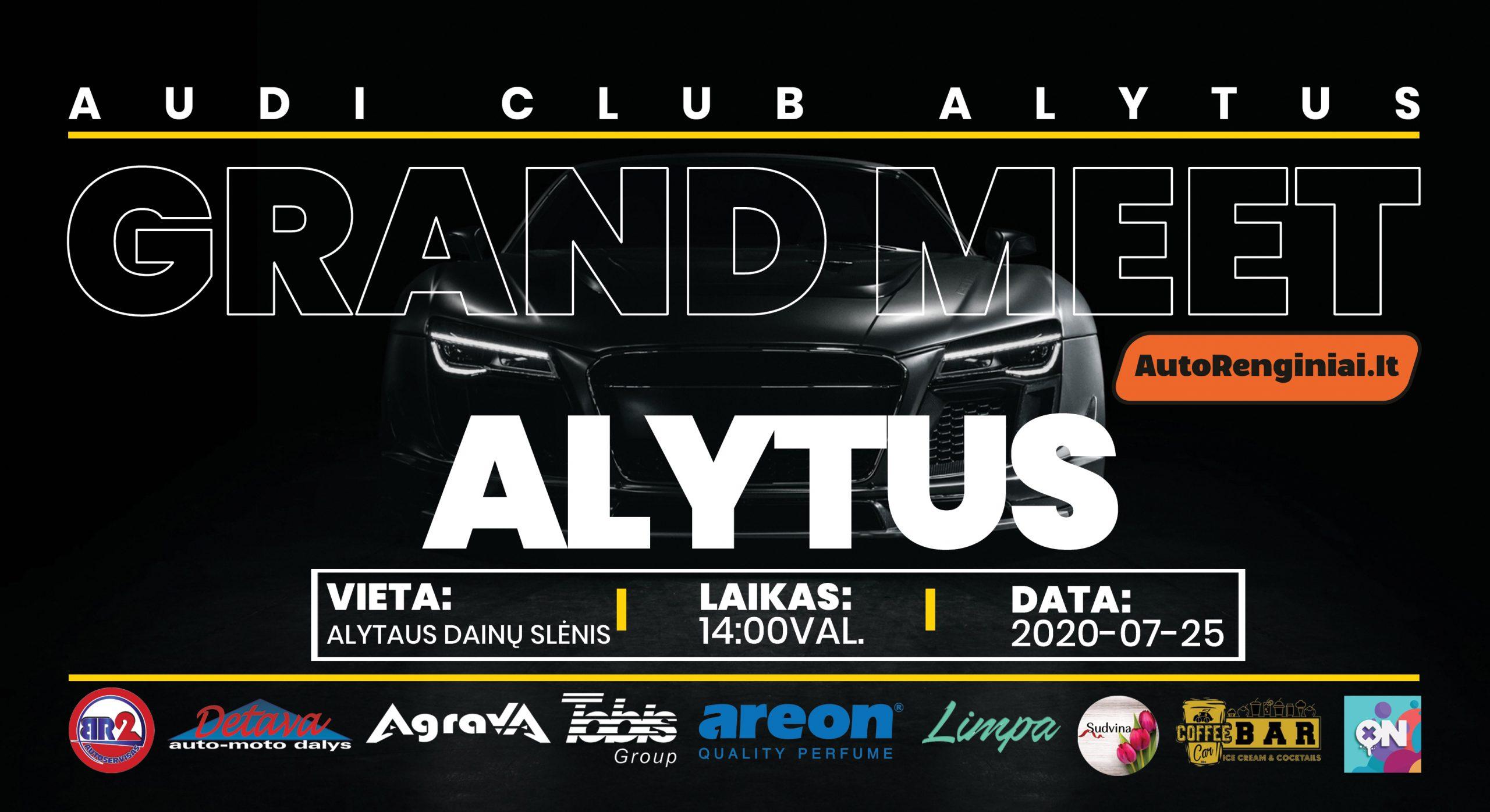 GRAND MEET Alytus 2020