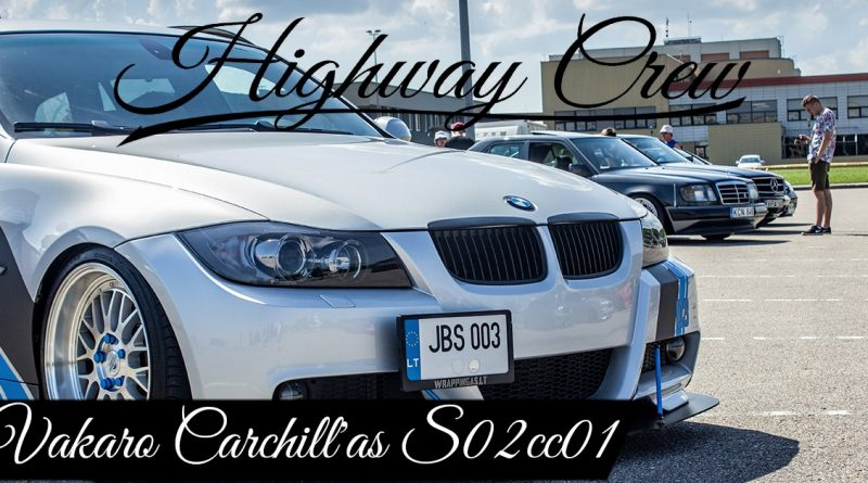 Highway Crew S02cc01 Vakaro CarChill'as