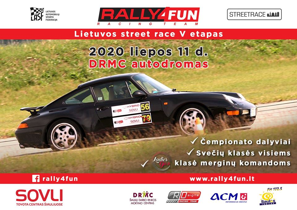 Lietuvos Street race čempionato V etapas