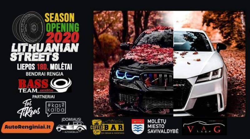 LithuanianStreets - Season Opening 2020
