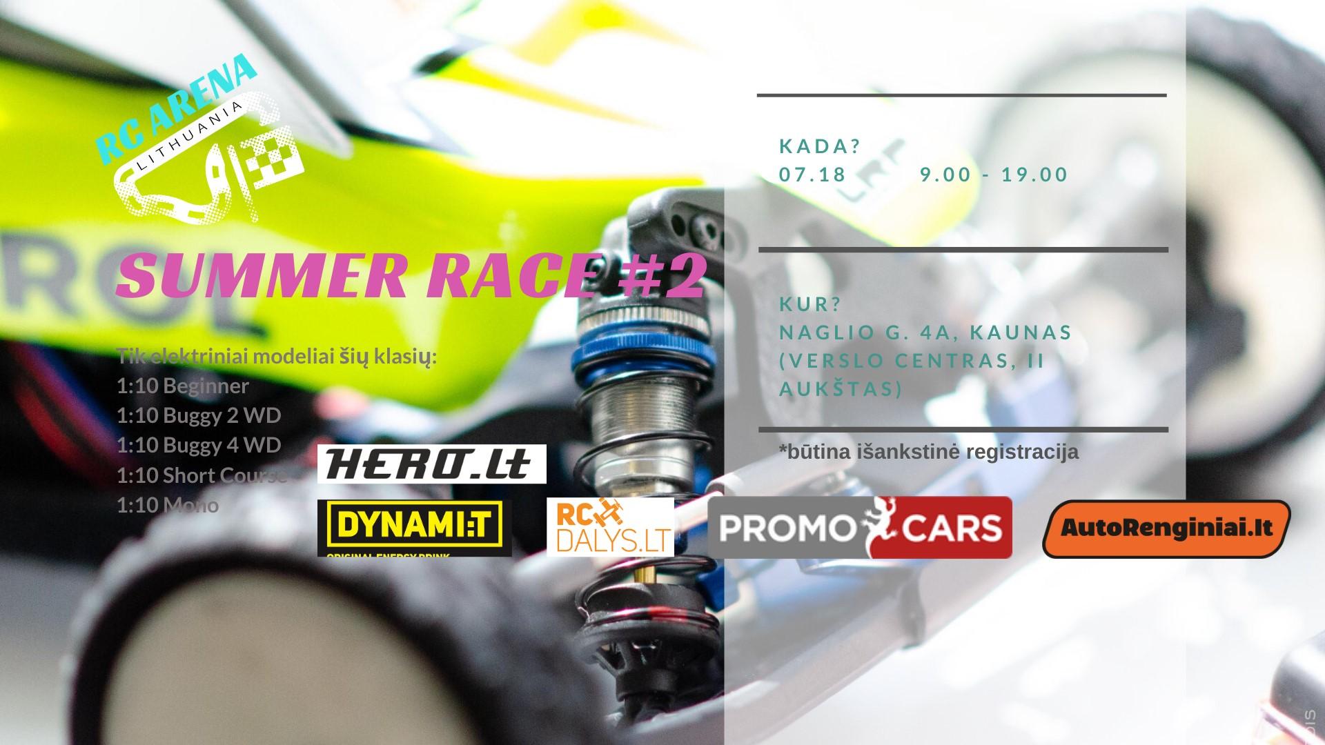 Summer Race #2 | 07.18