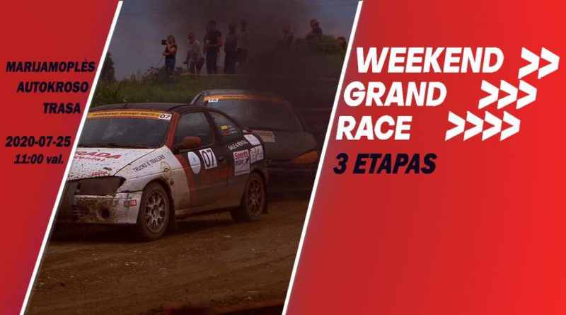 Weekend Grand Race 3etapas