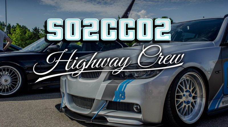 Highway Crew S02cc02 Vakaro CarChill'as