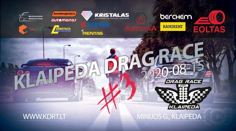 Klaipėda Drag Race #3