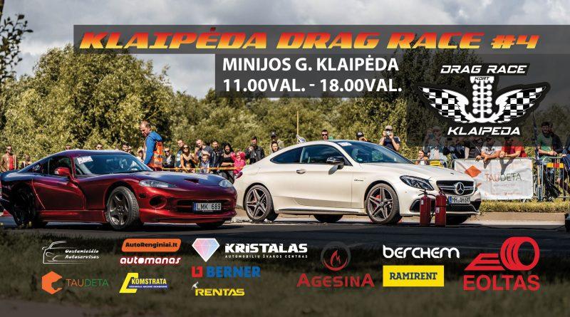 Klaipėda Drag Race #4