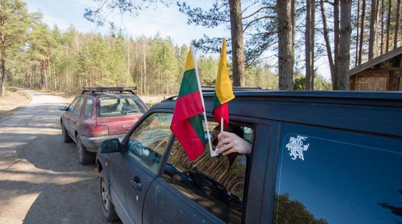 Turas aplink Lietuvą su Baltyre - I etapas
