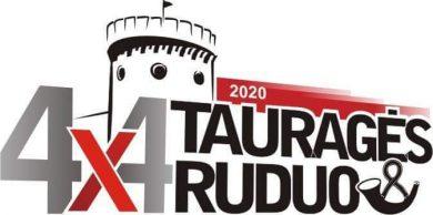 4x4 Tauragės ruduo 2020