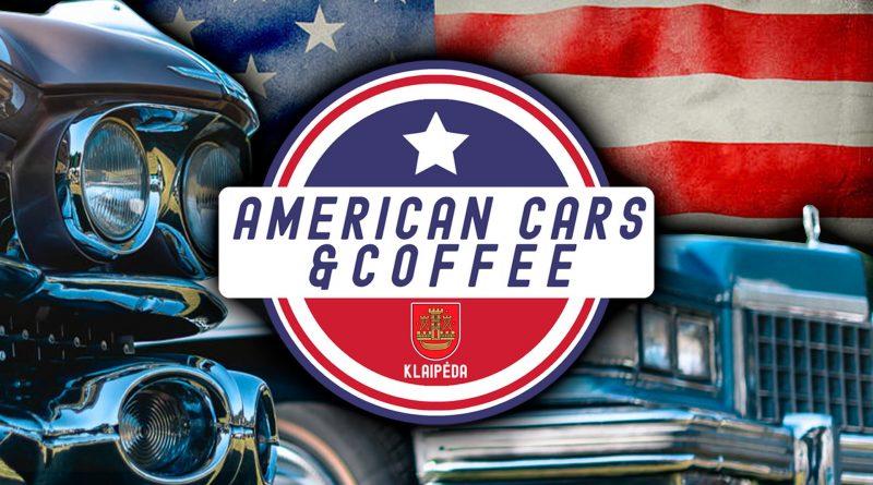American Cars & Coffee Klaipėda