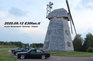 BMW E30fan.lt Marijampolė Kalvarija Bartninkai Vištytis