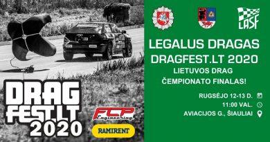 Legalus Dragas: DragFest.LT 2020 Finalas