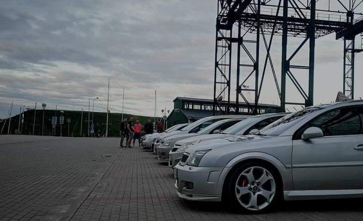 Opel automobilių suvažiavimas Klaipėdoje