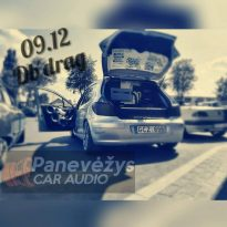 Panevėžys Car Audio dB Drag 2020