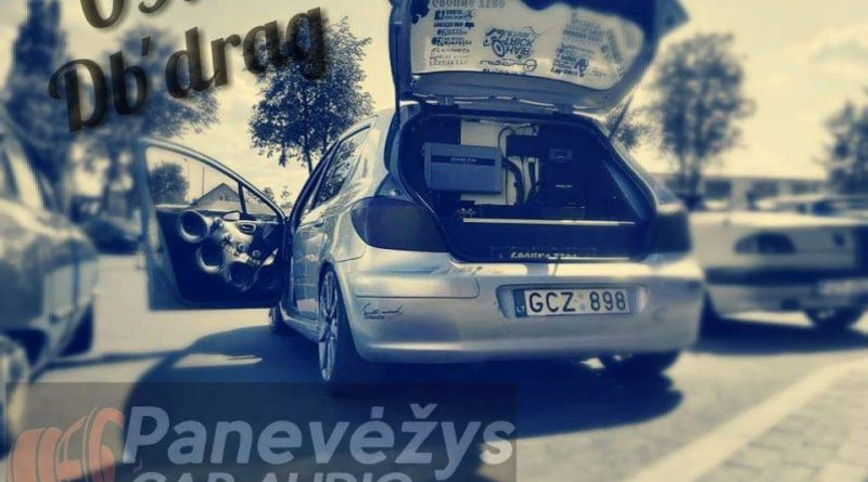 Panevėžys Car Audio dB Drag 2020