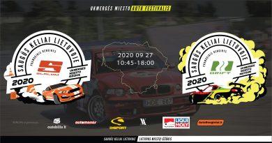 Ukmergės Miesto Auto Festivalis (Drift & Slalom)