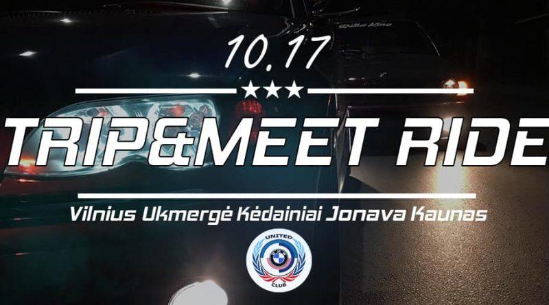 United BMW Club Trip & Meet Ride