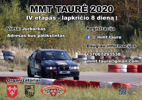 MMT Taurė 4 etapas
