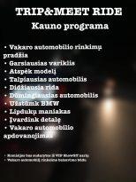 United BMW Club programa