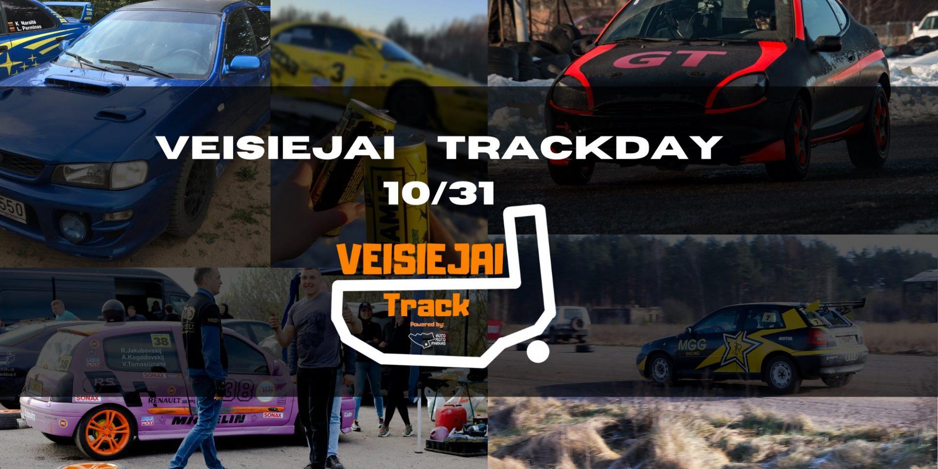 Veisiejai Trackday