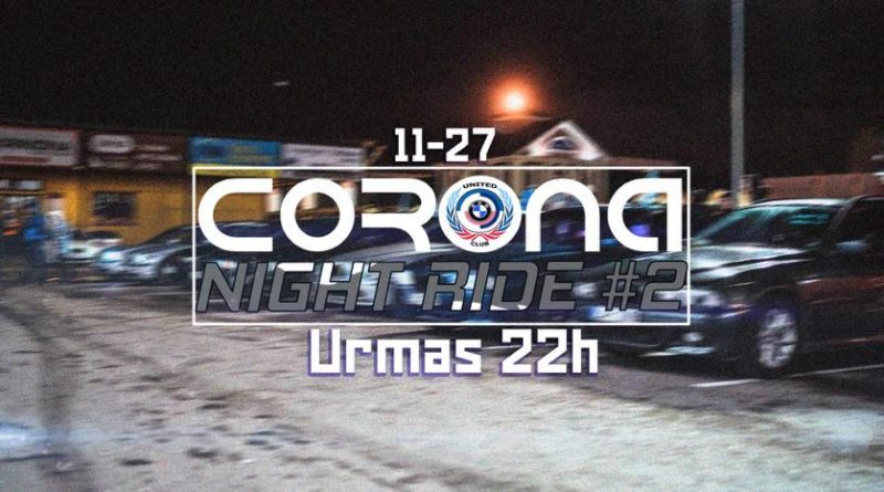 Corona NightRide #2