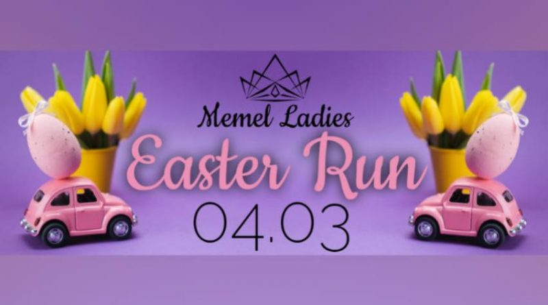 Memel Ladies Easter Run 2021