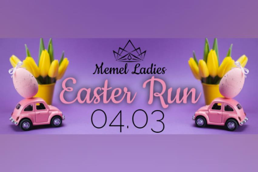 Memel Ladies Easter Run 2021