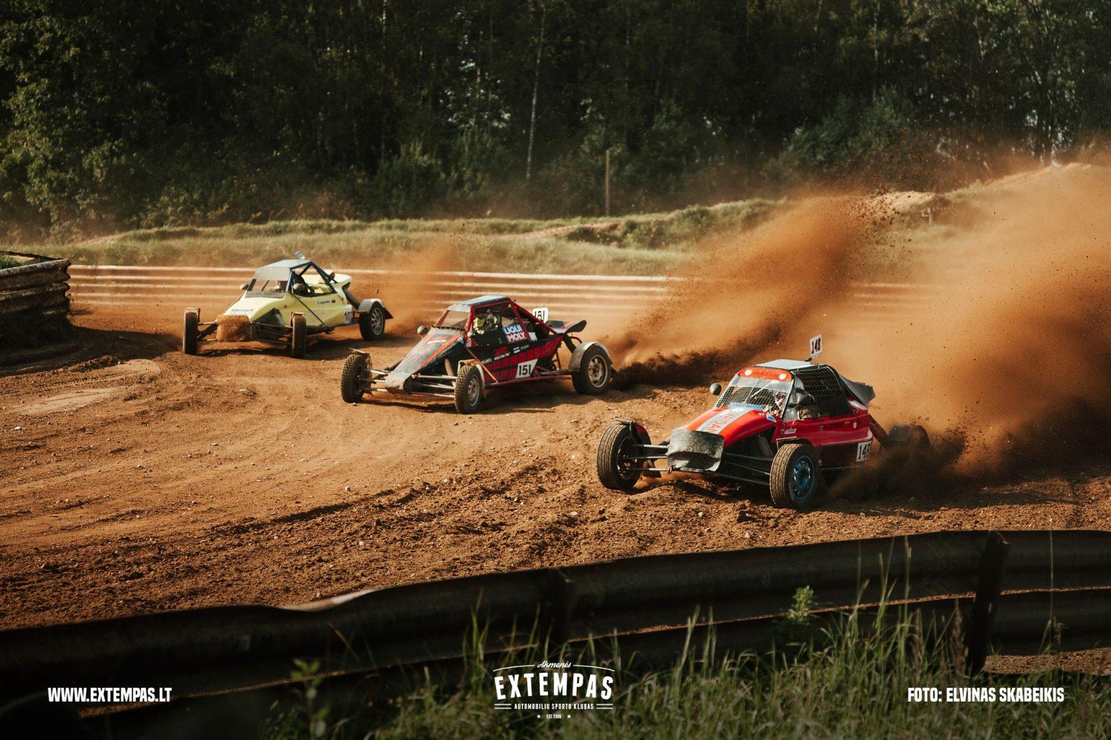 Autocross Testday Kupiškis 2021