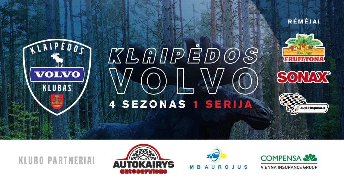 Klaipėdos VOLVO 4SE001