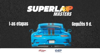 Superlap Masters | STAGE 1