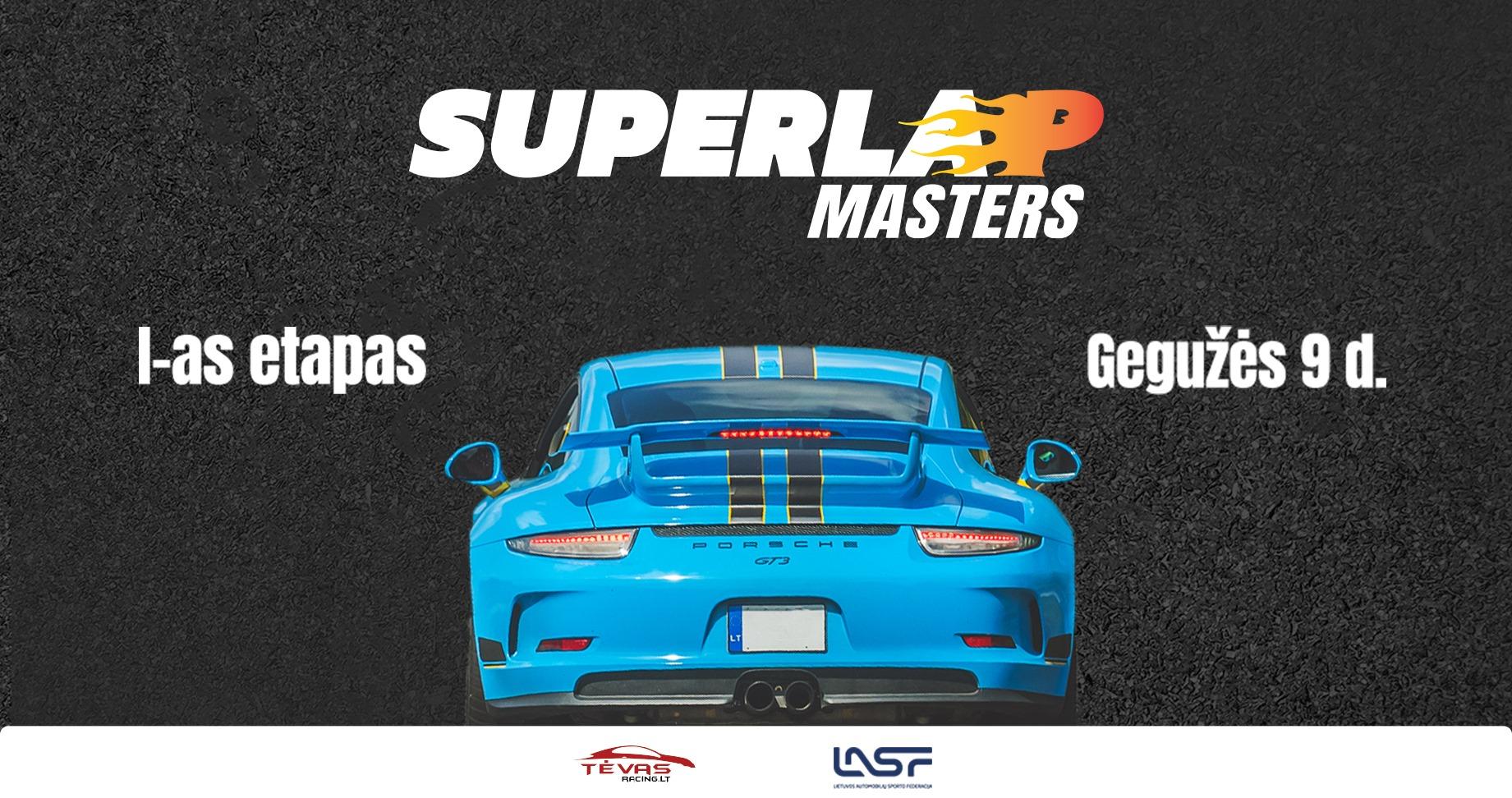 Superlap Masters | STAGE 1