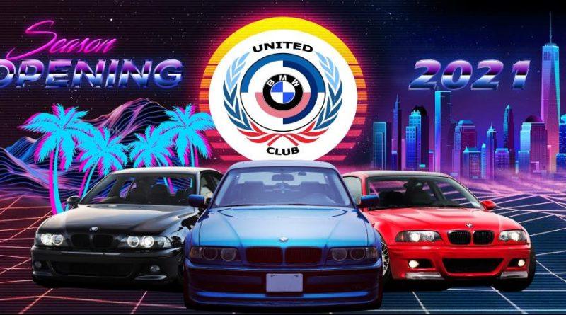 United BMW Club sezono atidarymas