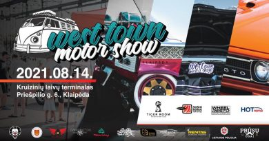 West Town Motor Show