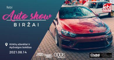 Febi Auto Show Biržai