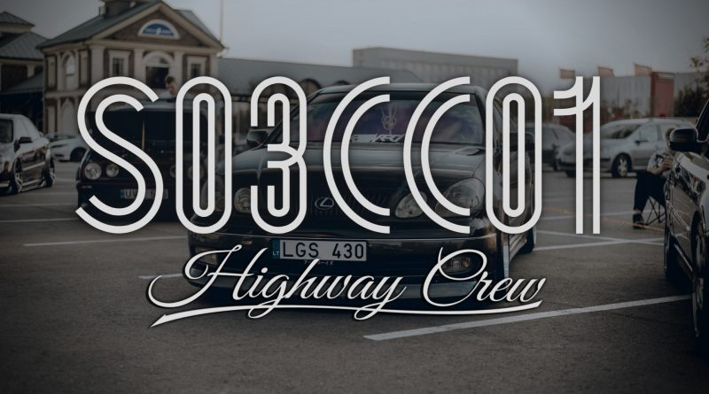 Highway Crew S03cc01 Naktinis CarChill'as