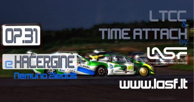 LTCC & Time Attack Race (2-nd Round)