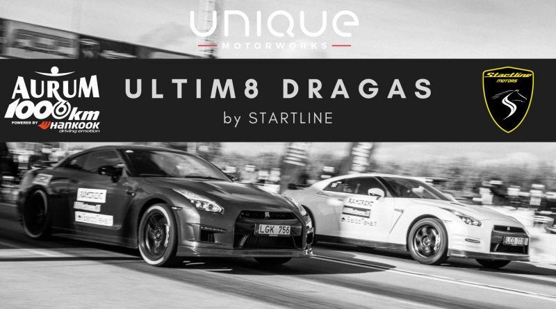 ULTIM8 DRAGAS by Startline (Aurum 1006km powered by Hankook)