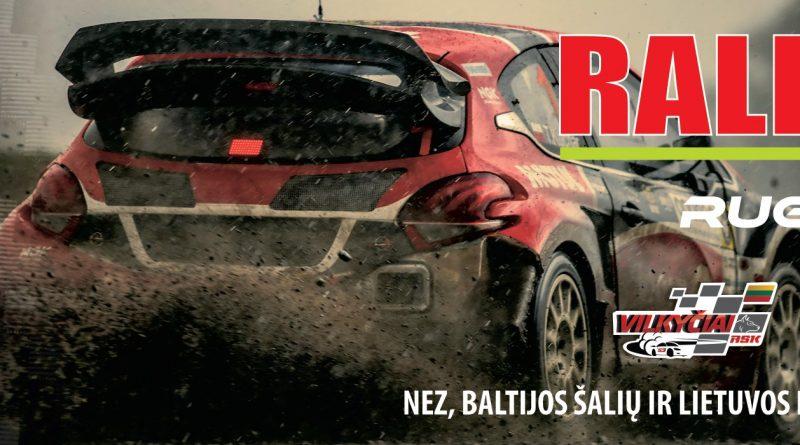 2021 m. Lietuvos ir NEZ Baltijos ralio kroso čempionatai