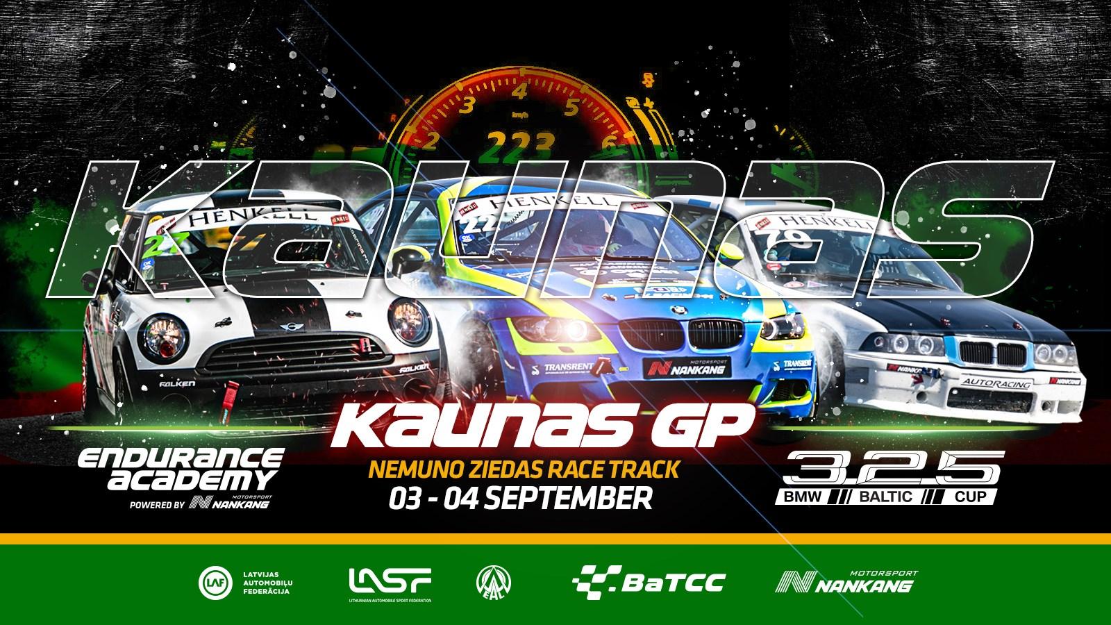 BaTCC Kaunas Grand Prix