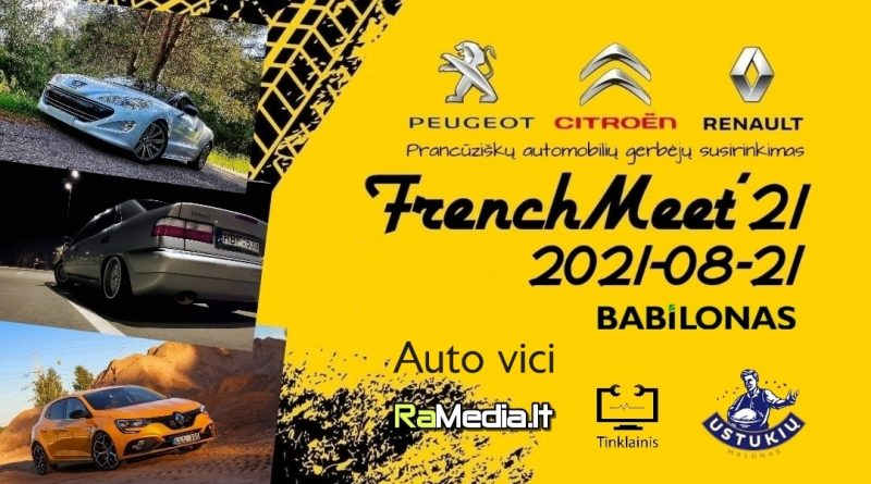 French Meet'21