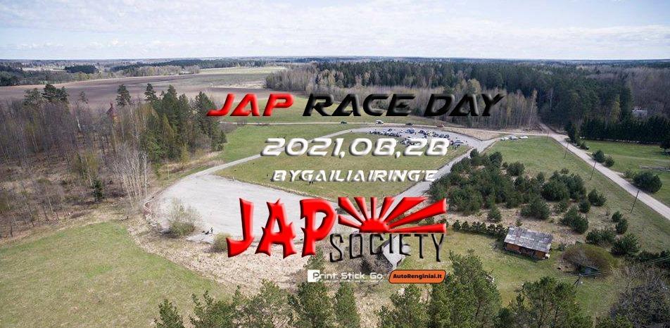 JAP Race Day