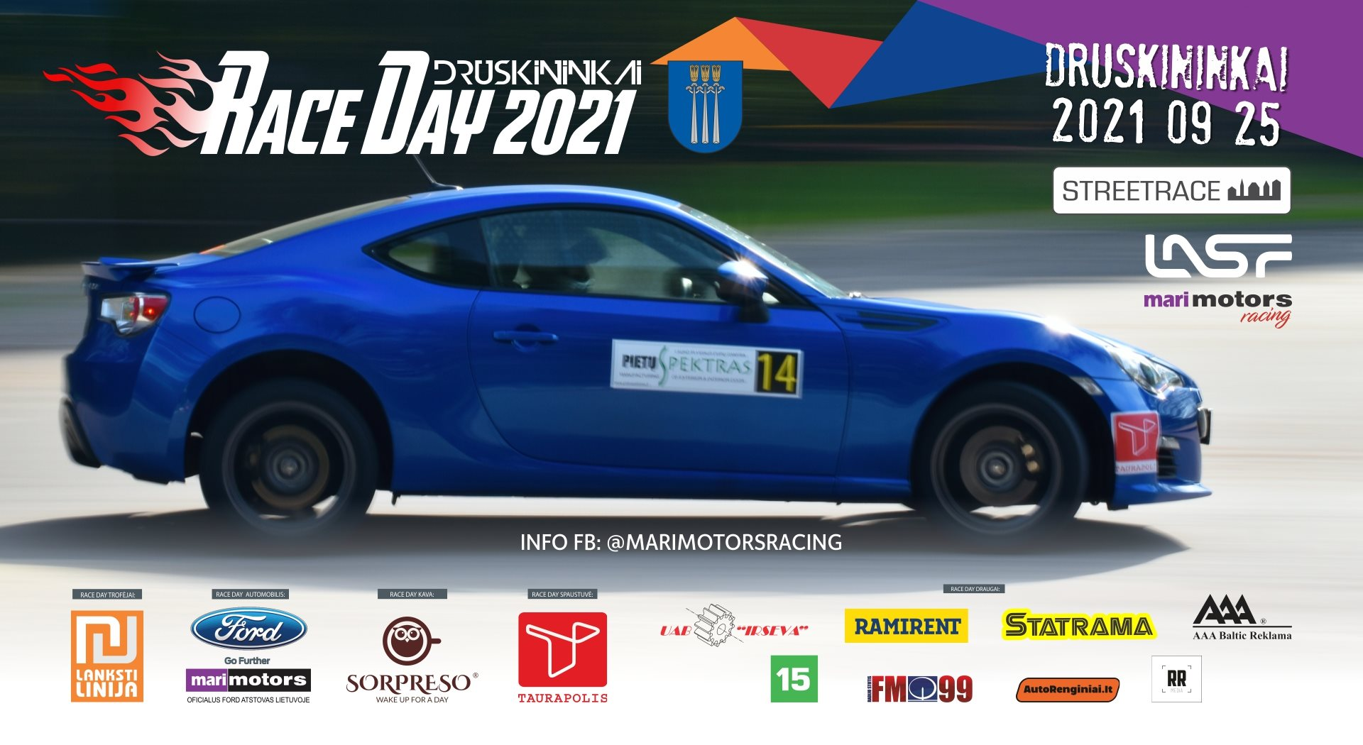 Race Day Druskininkai 2021