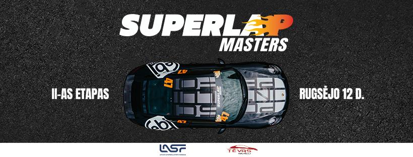 Superlap Masters   STAGE 2