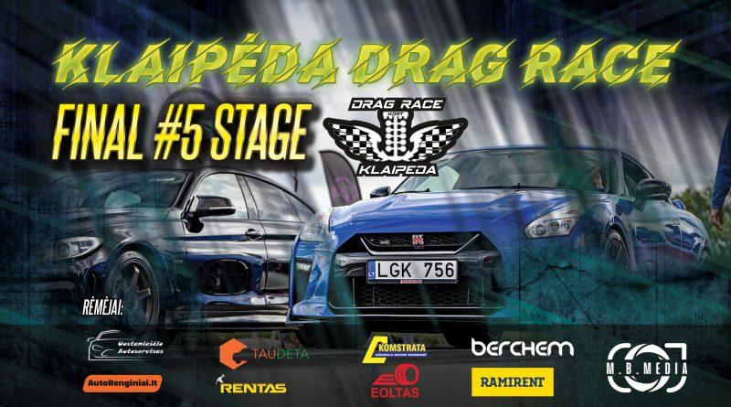 Klaipėda Drag Race FINAL #5 Stage