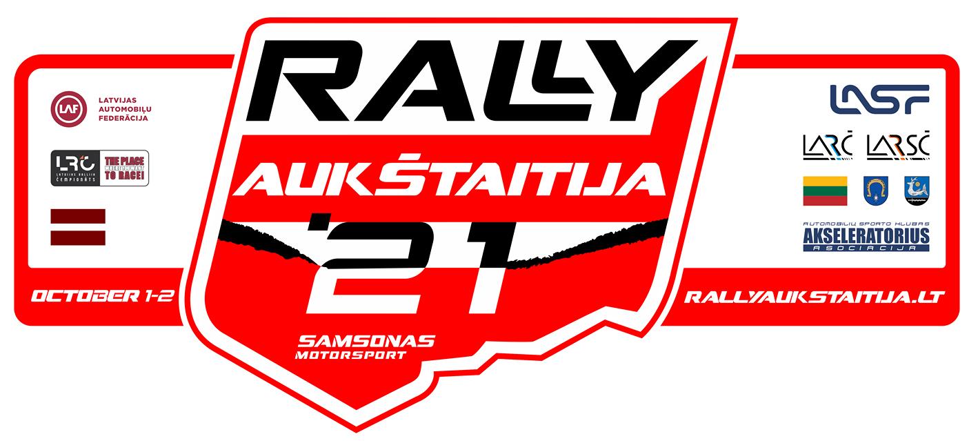 Rally Aukštaitija 2021