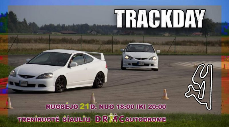 Trackday DRMC autodrome