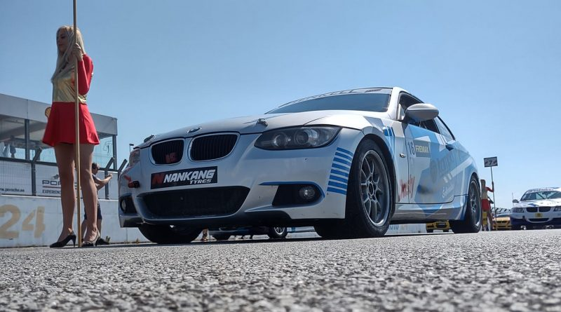 Adrenalinas su BMW 325 CUP čempionu Karoliu Jovaiša