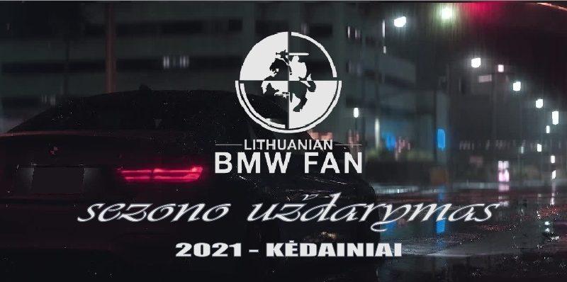 Lithuanian BMW Fan / Sezono uždarymas